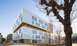 A residential care-home for the elderly + A nursery, Paris / Atelier Zündel