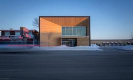 New STGM Architects head office, Québec, Canada