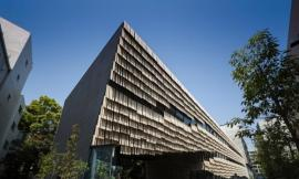 大和普适计算研究大楼 Daiwa Ubiquitous Computing Research Building by KENGO KU...