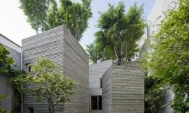 树房子 House for Trees by Vo Trong Nghia Architects