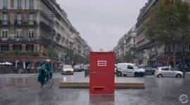 法国街头惊现任意门 EUROPE IS JUST NEXT DOOR by SNCF&TBWA