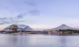 Singapore Sports Hub / DP Architects