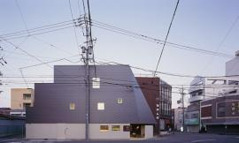 玉吉饼店Tamakichi Mochiten by Nakahira Architects
