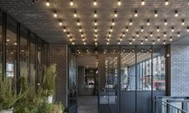 伦敦Ace酒店 Ace Hotel London by Universal Design Studio