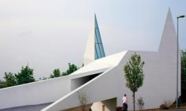 德国Siegerland 高速公路教堂  Siegerland Motorway Church  by Schneider+Schumacher