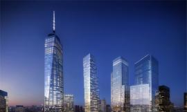 世贸中心二号大楼(Two world trade center by big architects))