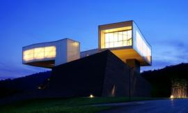 南京四方当代美术馆 Nanjing Sifang Art Museum by Steven Holl Architects