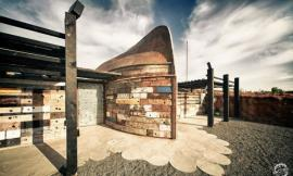 旧船酿酒工厂  wine making facility by claudia turrent + alejandro d'acosta a...