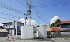 Isemachi公共厕所/ Kubo Tsushima Architects