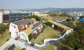 """E+ Green Home""生态+绿色住宅 / Unsangdong Architects"