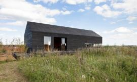 隐形谷仓/Carl Turner建筑师  Stealth Barn / Carl Turner Architects